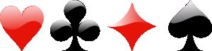 free vector Cards Symbols clip art