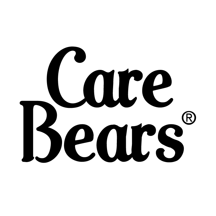 Care Bears Font Free Care Bears Free Vector