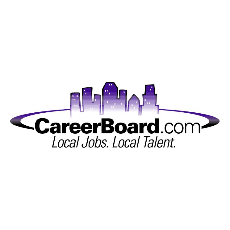 free vector Careerboardcom