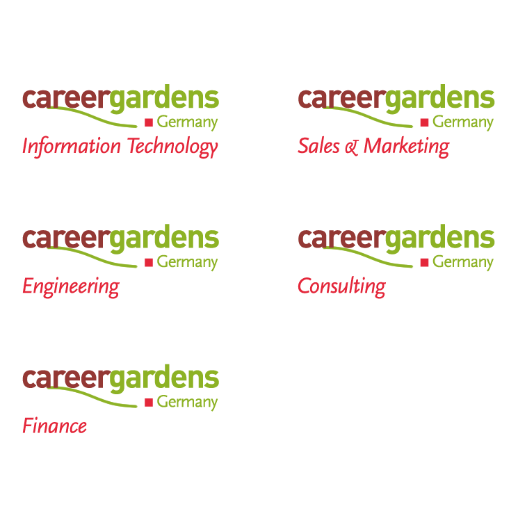 free vector Careergardens germany 0