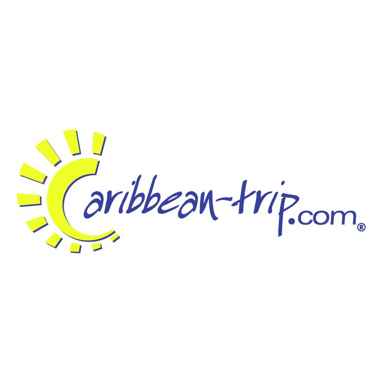 free vector Caribbean trip
