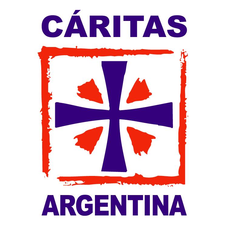 free vector Caritas argentina