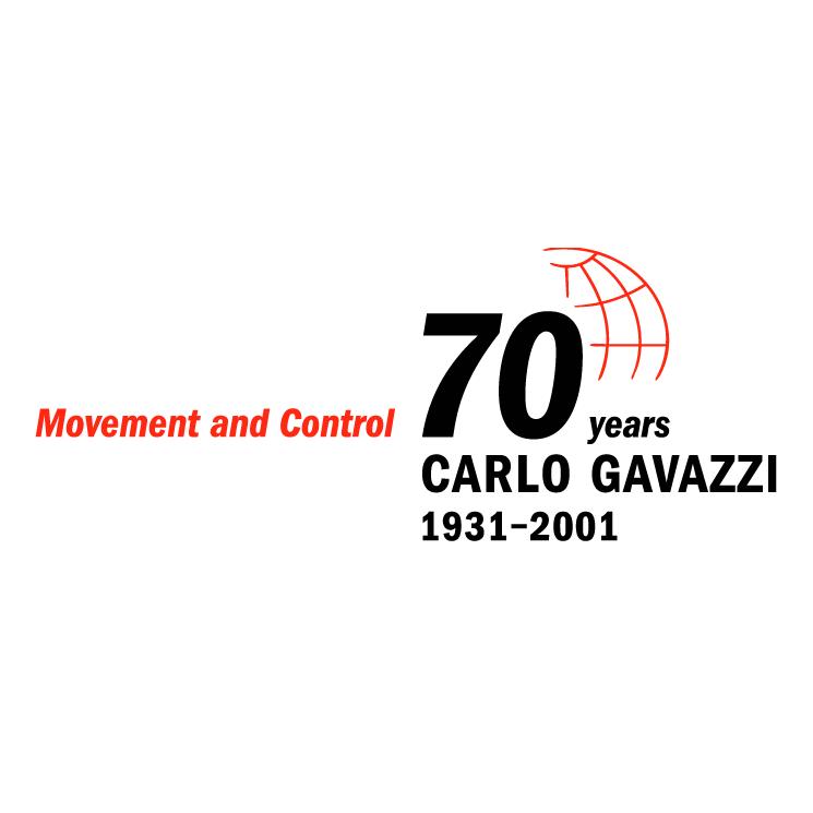 free vector Carlo gavazzi 0