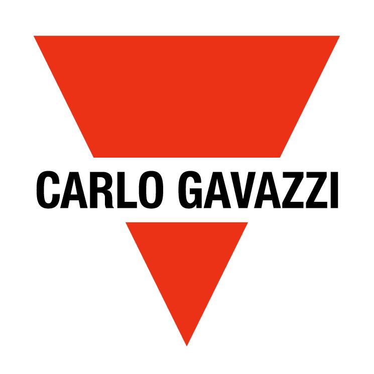 free vector Carlo gavazzi 1
