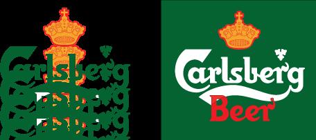 free vector Carlsberg logo2