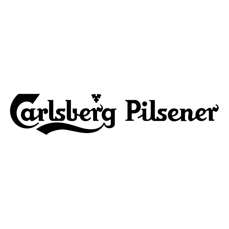 free vector Carlsberg pilsener