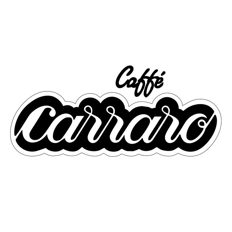 free vector Carraro caffe