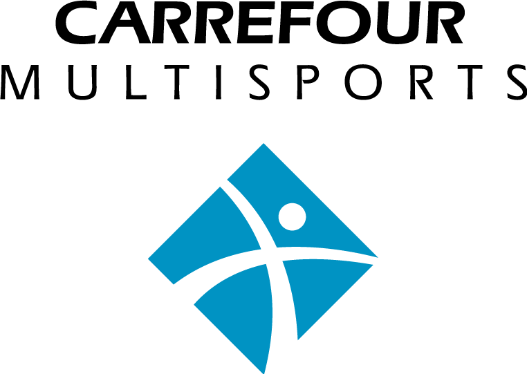 free vector Carrefour Multisports logo
