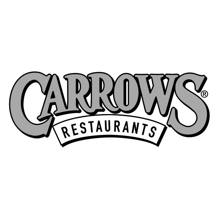 free vector Carrows restaurants 0