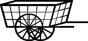 free vector Cart clip art
