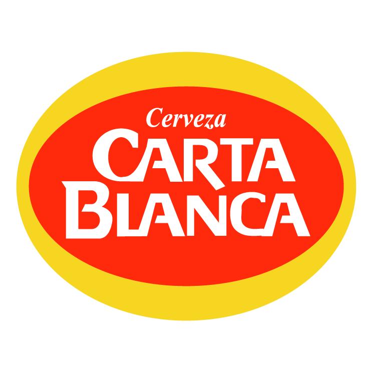 free vector Carta blanca