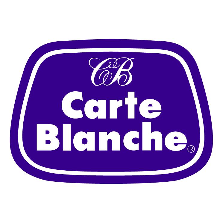 free vector Carte blanche 1
