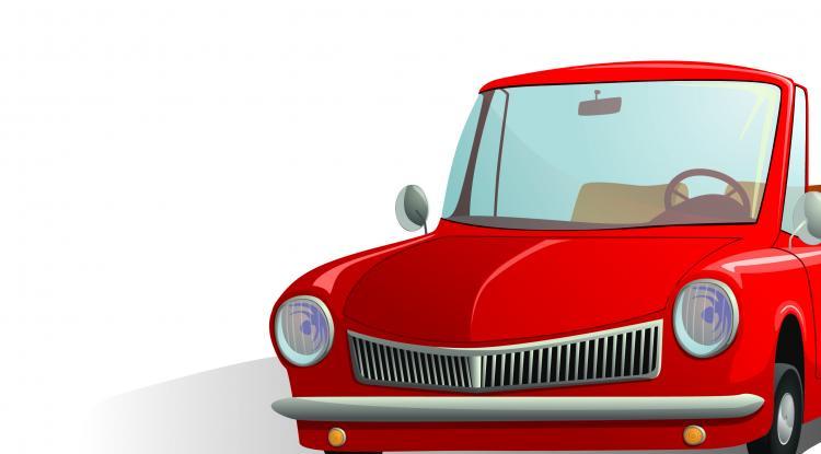 free vector Cartoon automotive illustrator 03 vector