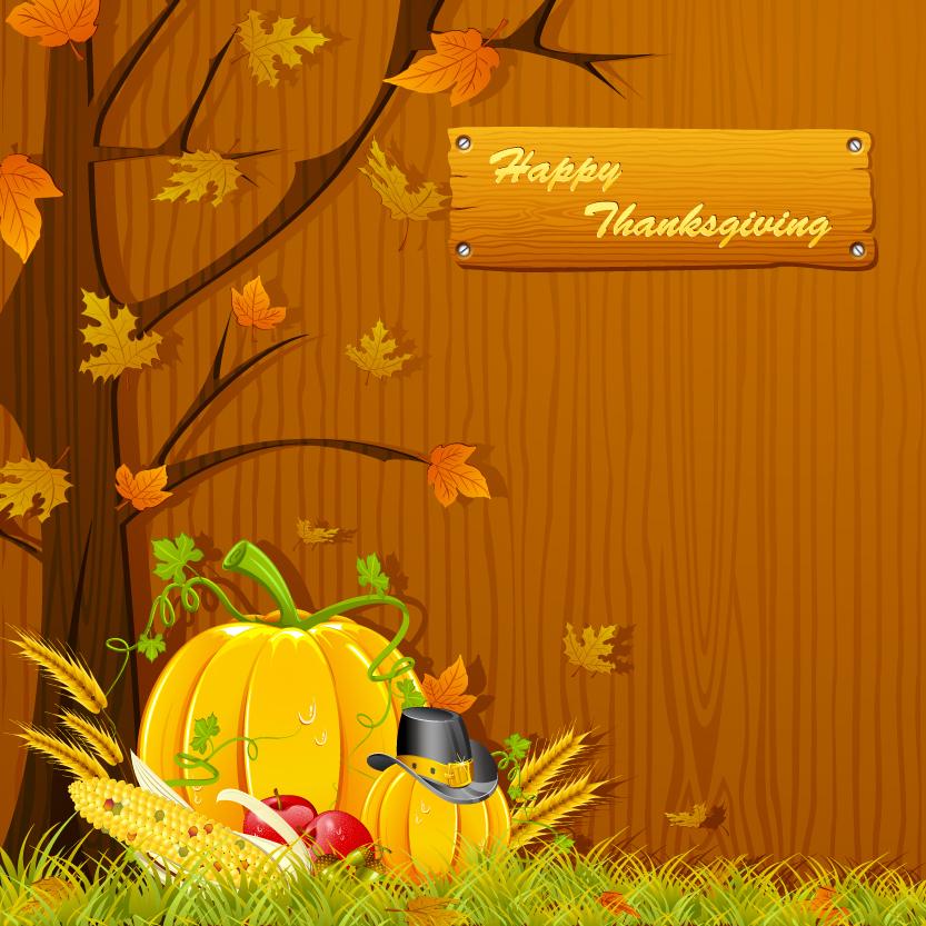 free vector Cartoon background vector