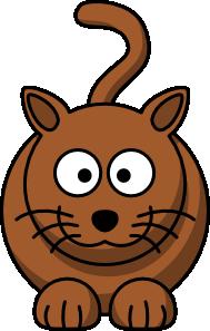 free vector Cartoon Cat clip art