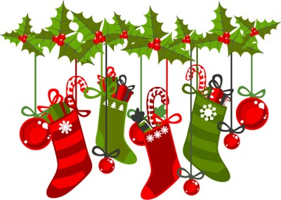 Cartoon christmas ornaments vector Free Vector / 4Vector