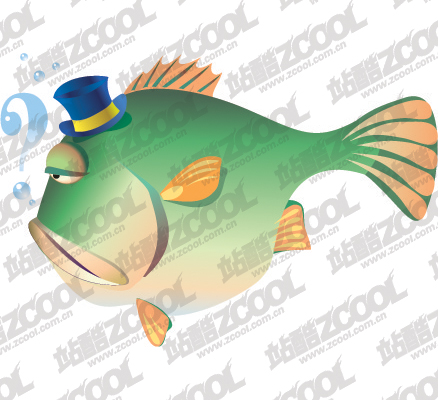 free vector Cartoon illustration vector
