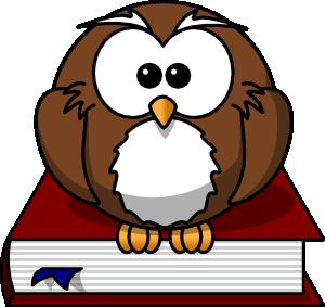 free vector Cartoon Owl clip art