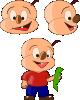 free vector Cartoon Person clip art