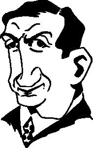 free vector Cartoon Person Face clip art