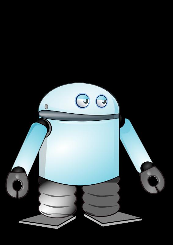 free vector Cartoon Robot