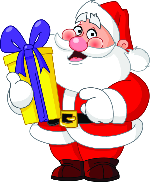 santa clause cartoon new calendar template site