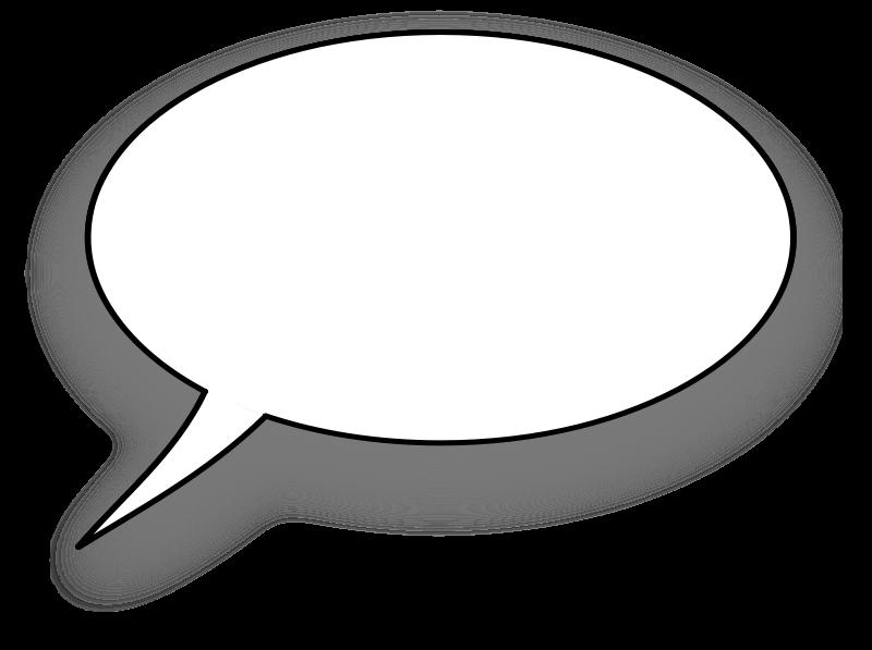 free vector Cartoon,speech bubble
