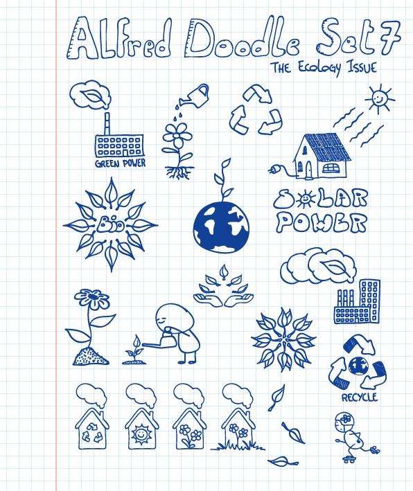 free vector Cartoon vector clip art pen