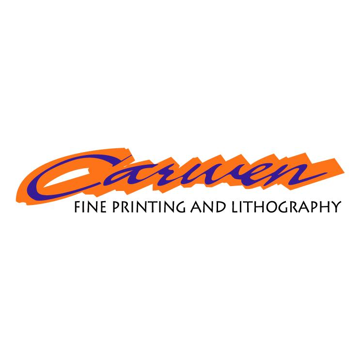 free vector Carwen printing