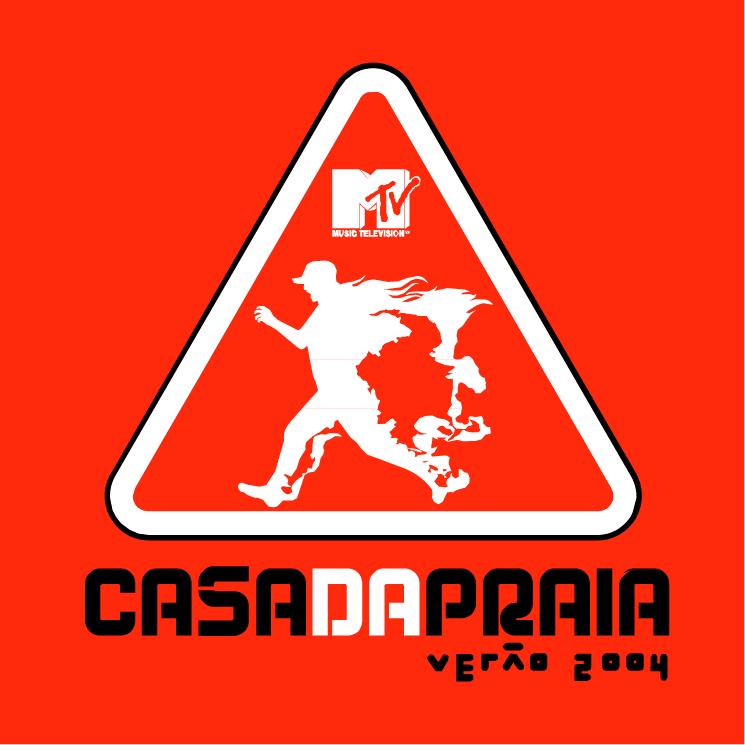 free vector Casa da praia mtv 0