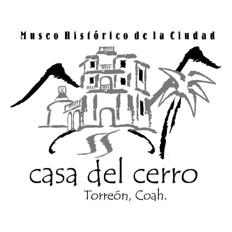 free vector Casa del cerro