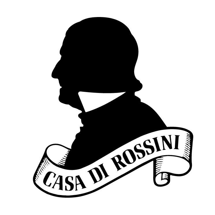 free vector Casa di rossini