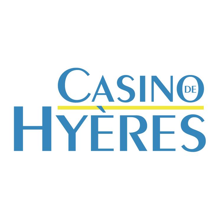 free vector Casino de hyeres