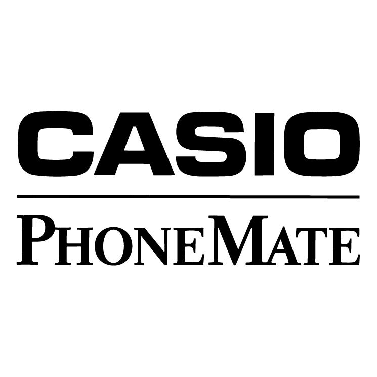 free vector Casio phonemate