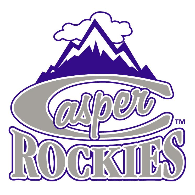 free vector Casper rockies 0