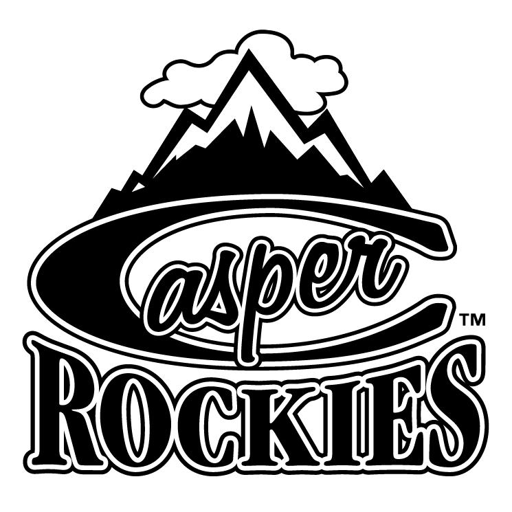 free vector Casper rockies
