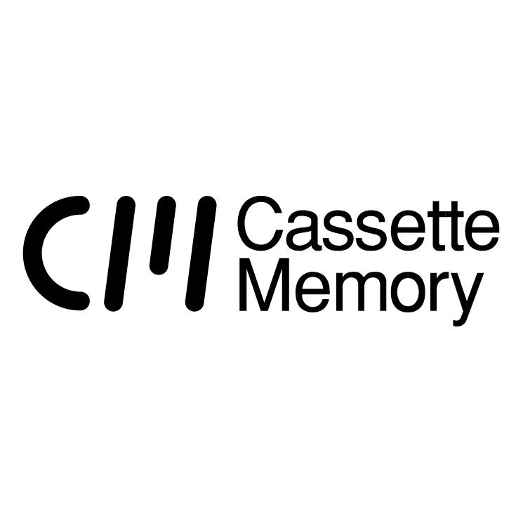 free vector Cassette memory