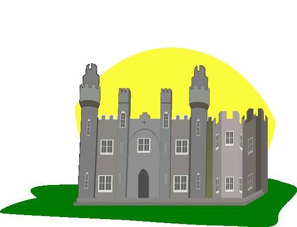 Castle clip art Free Vector / 4Vector