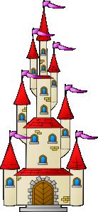 free vector Castle clip art