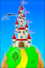 free vector Castle On The Hill clip art