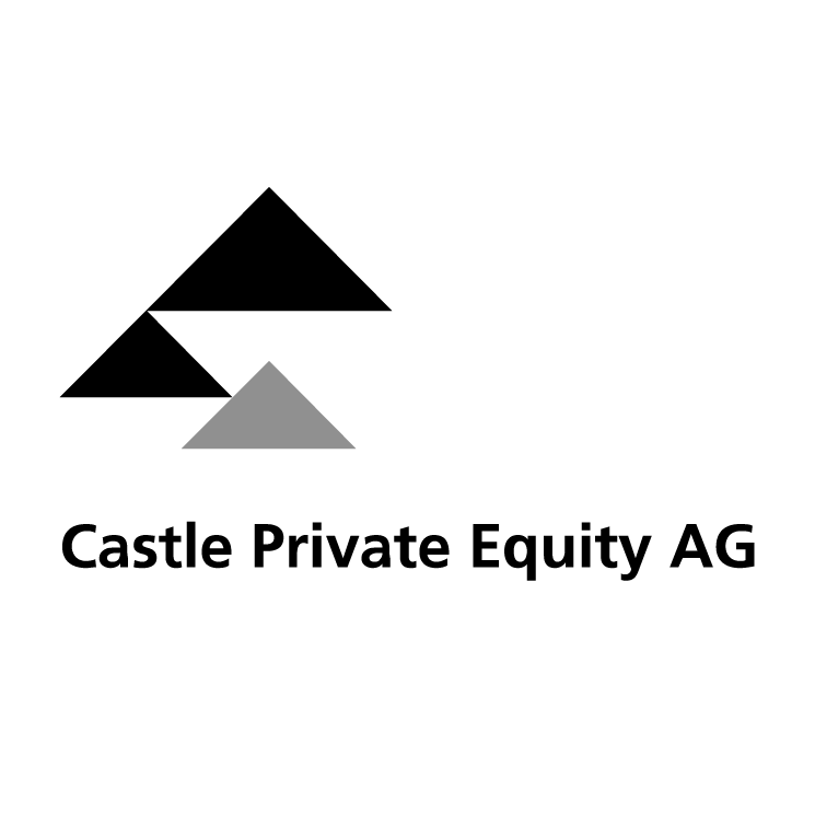 free vector Castle private equity