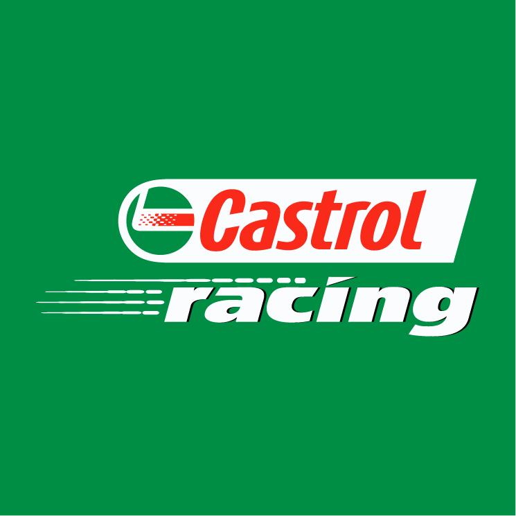 free vector Castrol racing