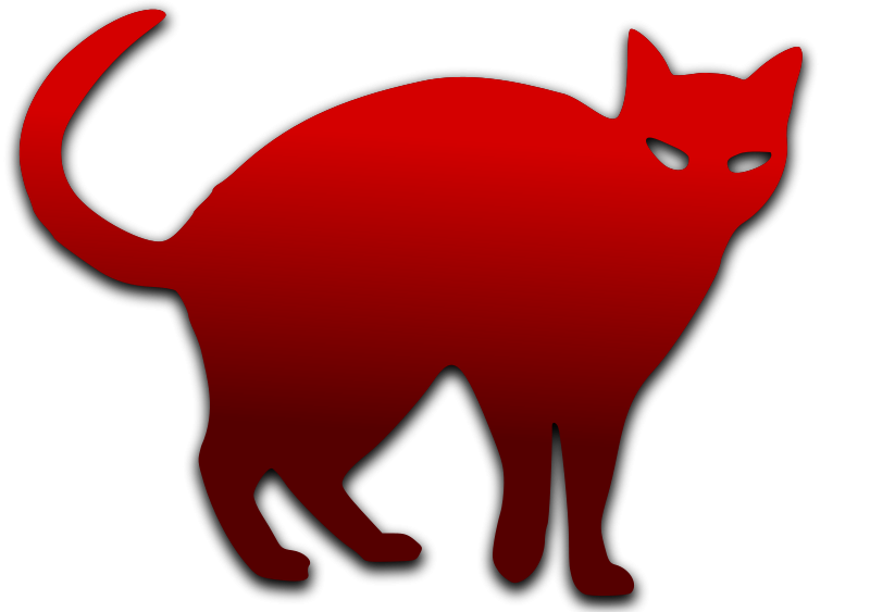 free vector Cat -3