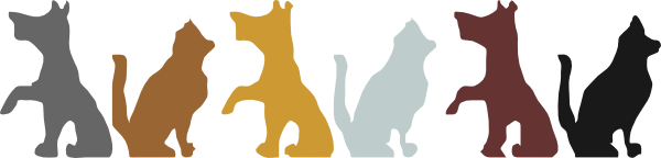 free vector Cat And Dog clip art