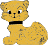 free vector Cat clip art