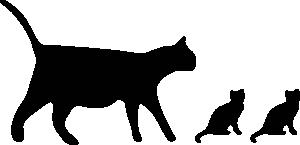 free vector Cat Icons clip art
