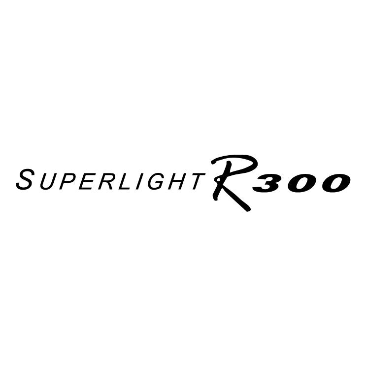 free vector Caterham superlight r300