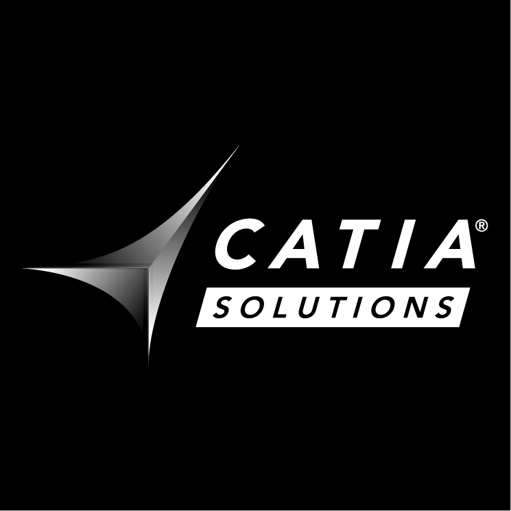 Catia solutions 0 free vector 4vector free vector catia solutions 0 sciox Gallery