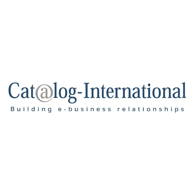 free vector Catlog international