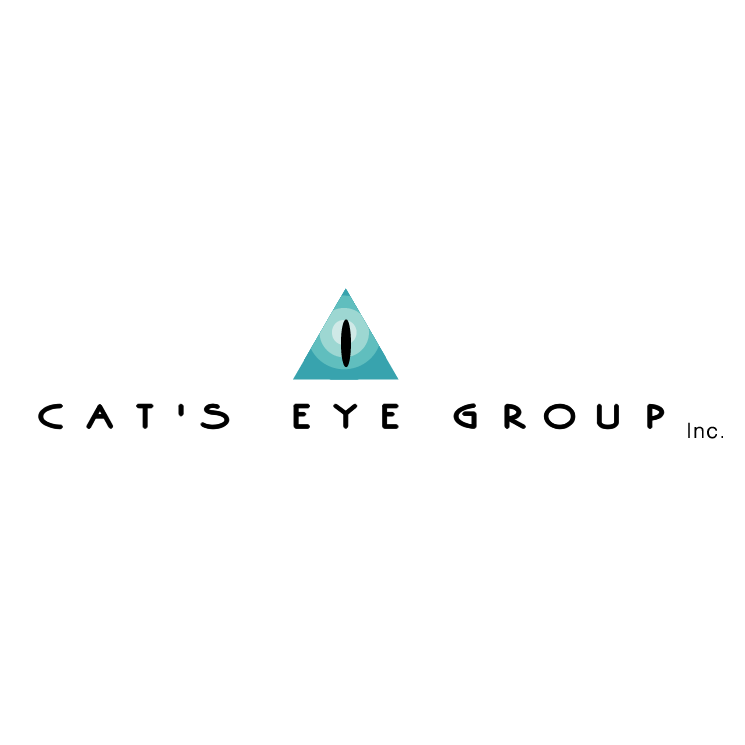 free vector Cats eye group